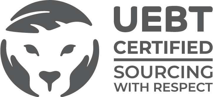 UEBT CERTIFIED SOURCING WITH RESPECT